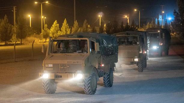 Tyrkiet varsler snarlig militær offensiv i Syrien