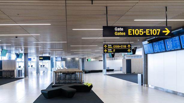 Bagagepersonale i Københavns Lufthavn nedlægger arbejdet