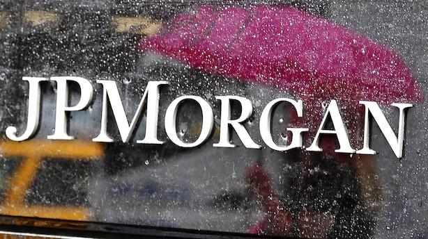 Aktietendens i USA: Storbanker skyder regnskabssæson ind i ventet rødt marked