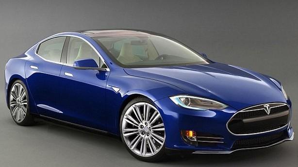Elon Musk afslører ny Tesla til under halv pris