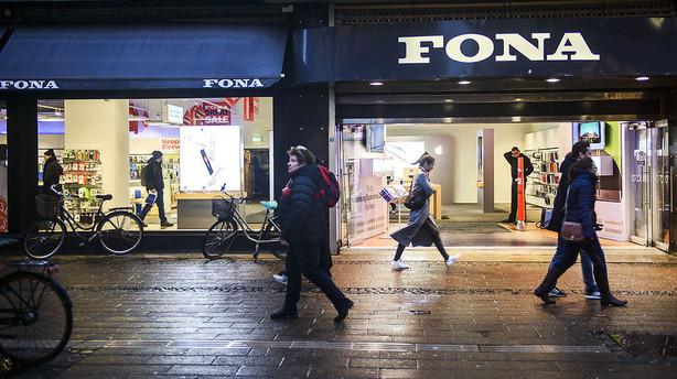 Kreditorer redder Fona fra konkurs - godkender redningsplan