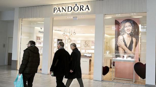 Aktier: C20 har kurs mod rekorddag med Pandora som bundskraber