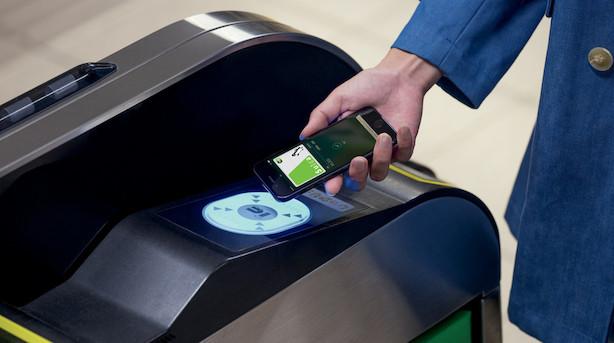 Apple Pay lanceres i Danmark senere i år