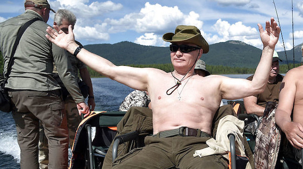 """Putin langer ud efter Bitcoin: """"Et værktøj for kriminelle"""""""