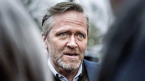 """Samuelsen efter skæbnemøde: """"Jeg bliver som partiets leder"""""""