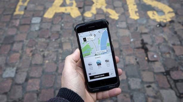 Airbnb-aftale giver Uber håb om dansk comeback