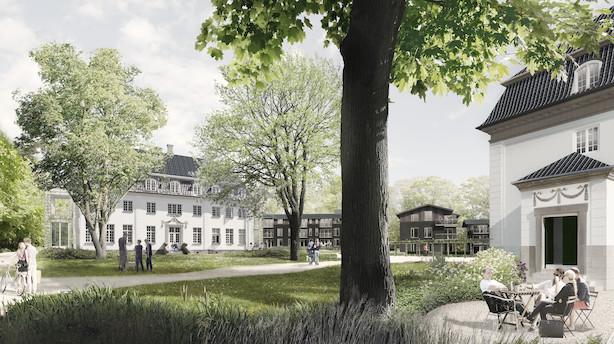Ivrige investorer måtte gå forgæves efter eksklusivt boligprojekt