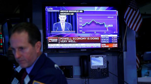 Pengestrømmen bremser op for verdens næststørste kapitalforvalter