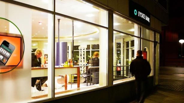 Jyske Bank overhaler Nordea: Har flest filialer i Danmark