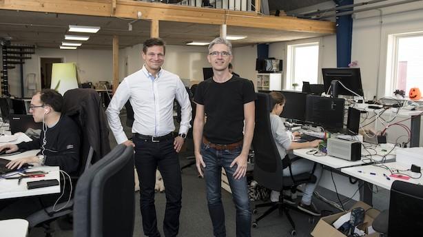 Nordjysk it-virksomhed rammer First North: Aktien falder over 10 pct