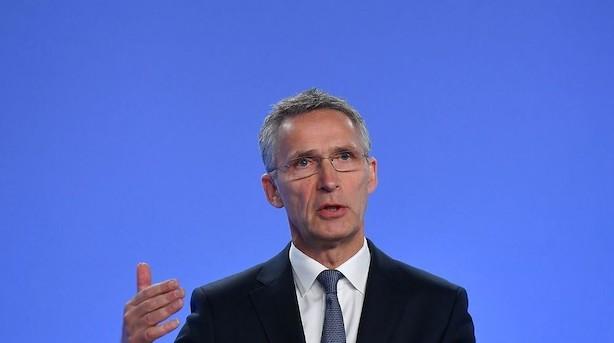 Natochef: Trumps krav til Nato-medlemmer har positiv effekt