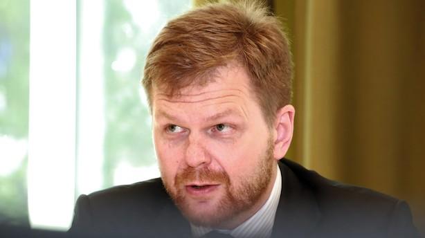 Interview med formand for estisk finanstilsyn: Det danske finanstilsyn har været for bløde over for Danske Bank