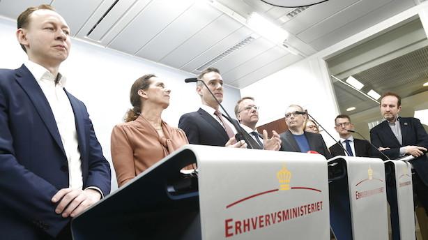 Efter Danske Bank-sag: Ny hvidvaskpakke femdobler fængselsstraffe til bankansatte