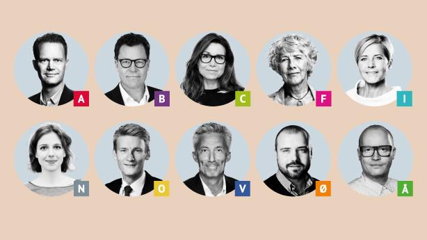 Ved du, hvem du vil stemme på til EP-valget? Se grupper og spidskandidater her