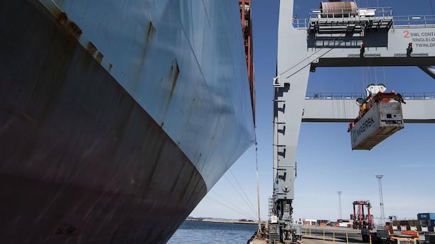 Aktier: Risikoappetit sendte Mærsk til vejrs og Novo ned