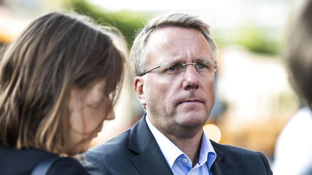 """Bødskov vil afbøde skattesmæk på 1200 boliger: """"Vigtigt, at vi finder en fair løsning"""""""
