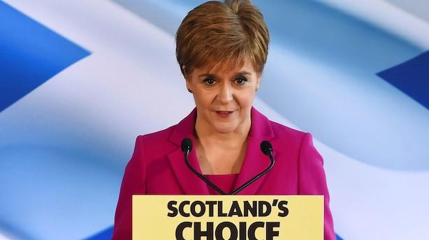 Johnson affejer skotsk ønske: I har allerede afvist løsrivelse