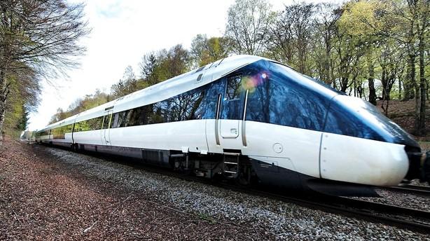 DSB hænger på de sidste IC4-tog