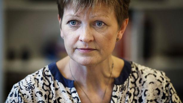 Helle Ib: Presset Eva Kjer overlever landbrugspakke