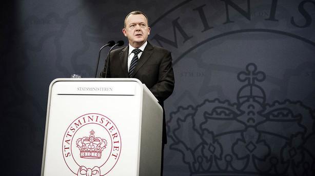 Ærgerlig Løkke satser ikke på at slå Thornings rekord i at udskifte ministre