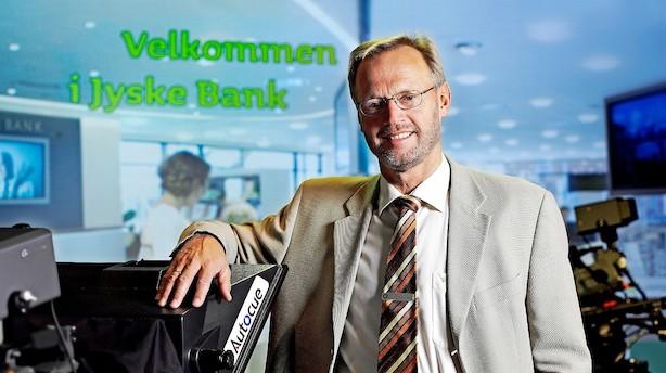 Det skriver medierne: Jyske Banks aktiesalg køligt modtaget