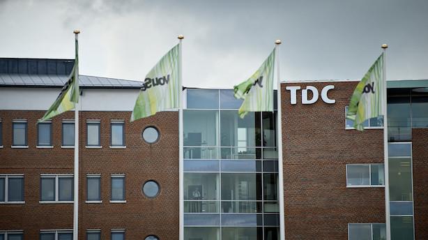 Teleanalytiker om TDC-salg: Ligner søsat historie der skal banke aktien op