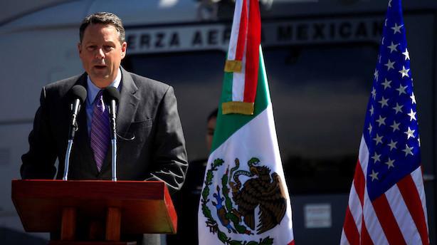USA's ambassadør i Panama trækker sig i protest mod Trump
