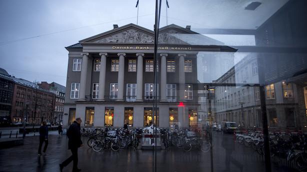 Bankinvestorer forkælet med 25 mia kr i 2017