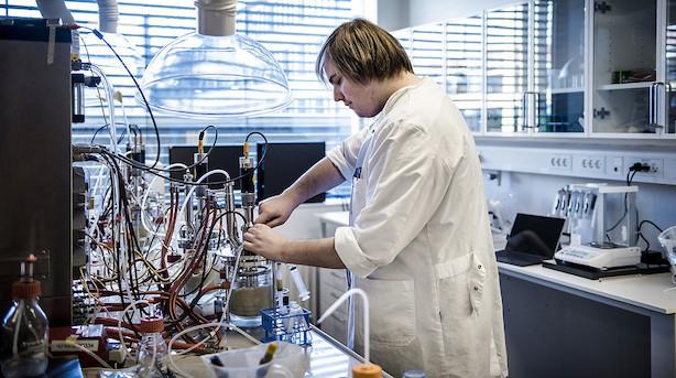 Novo Nordisk Fonden sætter rekord: Uddelte 5,8 mia. kr. i 2017