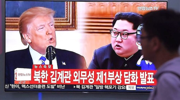Analyse: Kim Jung-uns kovending sender lange renter i rekord
