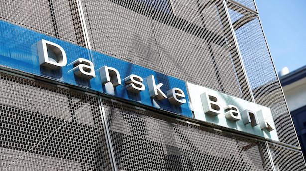 den danske bank aktier