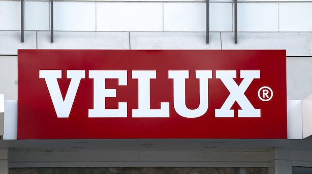 Velux køber hollandsk virksomhed med 800 ansatte