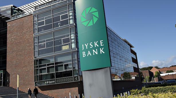 Jyske Bank får påbud af Finanstilsynet: Risikoen for at blive misbrugt til hvidvask er høj