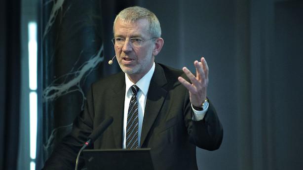 Falck-formand bryder tavshed: Selvfølgelig var Bios-sagen en del af Søgaards fyring