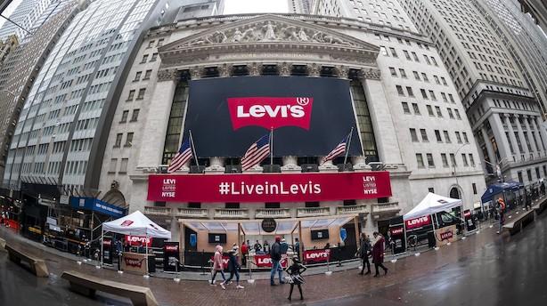 USA: Rød åbning med bankaktierne i mindre optur