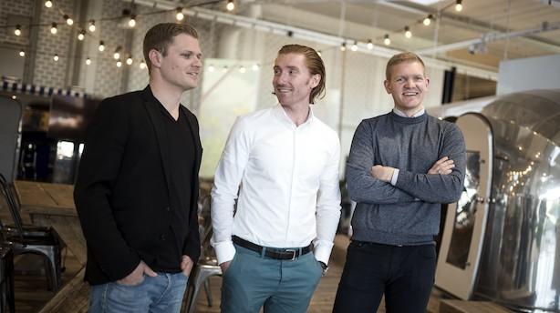 """Milliardærfamilie skyder millioner i ungt netværksfirma: """"Jeg har kendt og fulgt de her drenge i en del år, og de har bygget startups siden gymnasiet"""""""