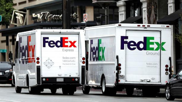 Fedex bedre gennem fjerde kvartal end ventet