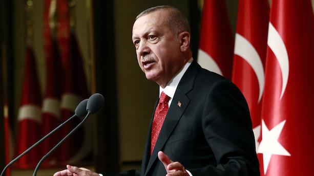 Tyrkisk valuta svækkes efter fyring af centralbankdirektør