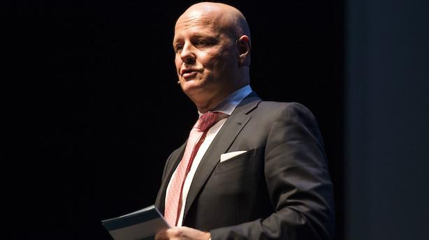 Danske Bank-advarsler lægger pres på Nykredit-direktør