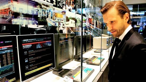 Er han Danmarks mægtigste finansjournalist?