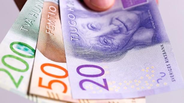 valuta svenske kroner