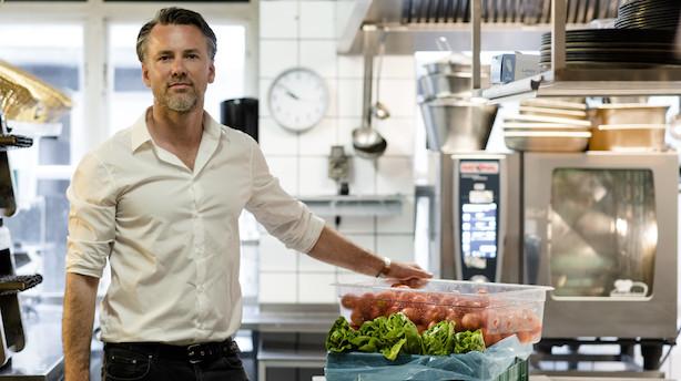Dansk burgerkæde åbner ny front i burgerkrig