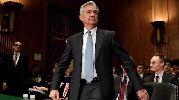 FED advarer om ulige renter: Der kan være en recession på vej