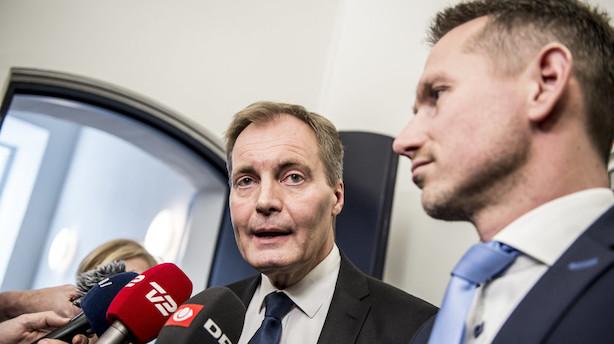 Kristian Jensen afviser at ændre licensaftale