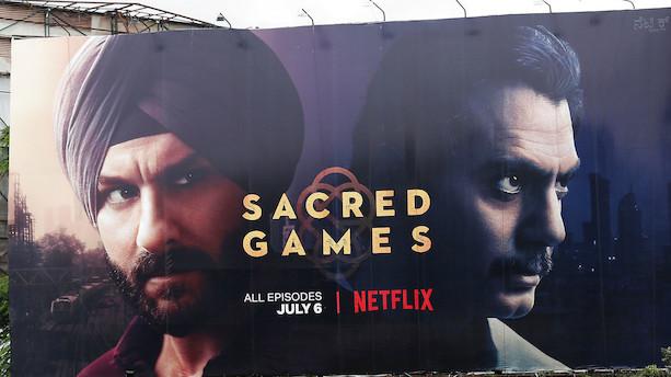 Raketaktien Netflix bliver sendt ned på usikkerhed op til regnskab