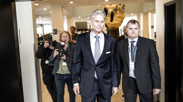 Onsdagens aktier: Hvidvaskskandale kostede Danske Bank dyrt