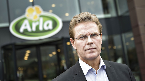 Arla køber osteforretning i Mellemøsten