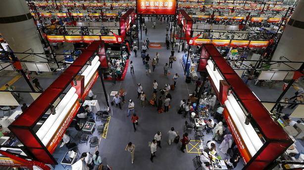 Kinesernes købelyst rammer 15-års lavpunkt