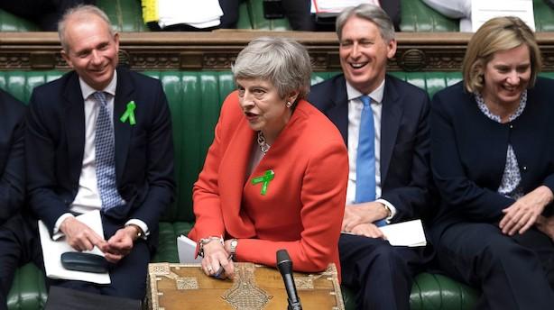 Forhandlinger mellem May og Corbyn kollapser - opgiver at finde fælles brexit-løsning