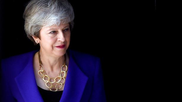 """Valutastrateg spår kraftigt fald i pundet, hvis Boris Johnson erstatter May: """"Man bliver nødt til at prise optimismen ud og indprise en højere sandsynlighed for et no deal"""""""
